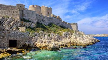 Team Building - Le trésor du Frioul à Marseille