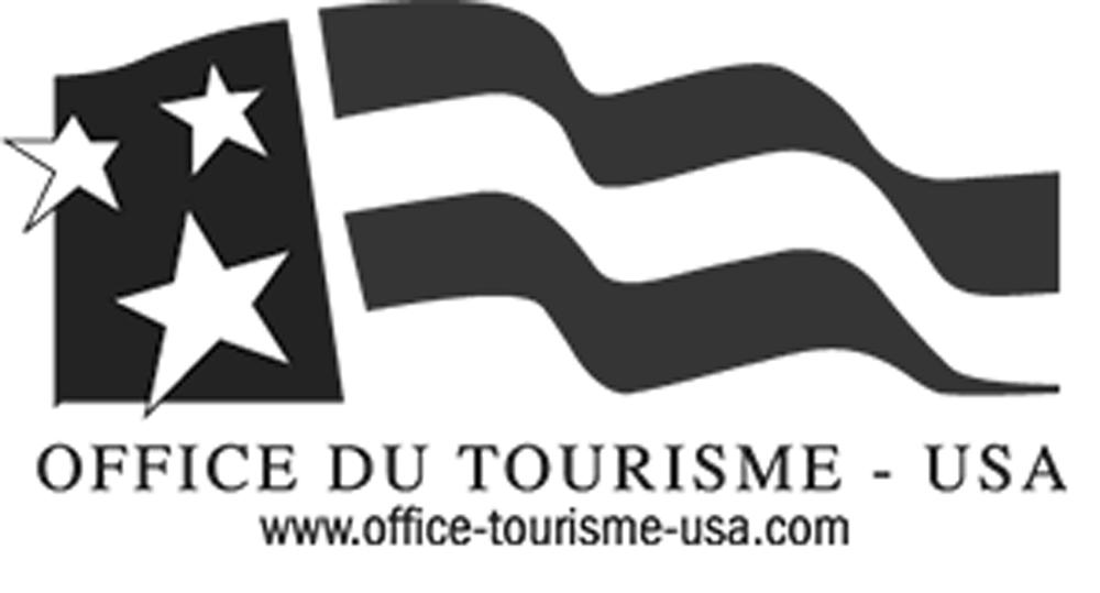 logo office du tourisme des Etats Unis NB
