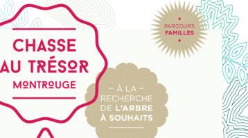 carnet de jeu Chasse au Trésor à Montrouge