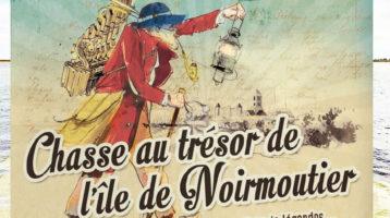 carnet de jeu chasse au trésor de l'île de noirmoutier