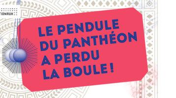 carnet de jeu le pendule du panthéon