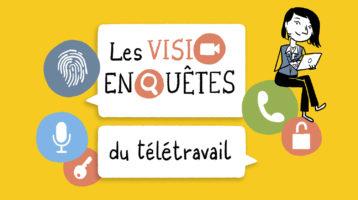 Logo Visio Enquetes Teletravail